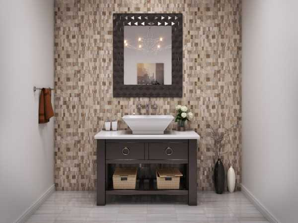Bathroom vanities come in an almost limitless variety of sizes,
