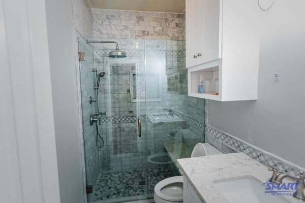Whether your bathroom is big or small, it can, in all likelihood,