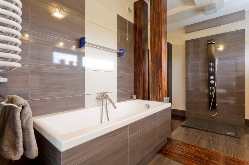 A bathroom remodel brings with it a plethora of possibilities