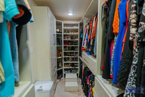 The closet is one of the most used spaces at home, but it can