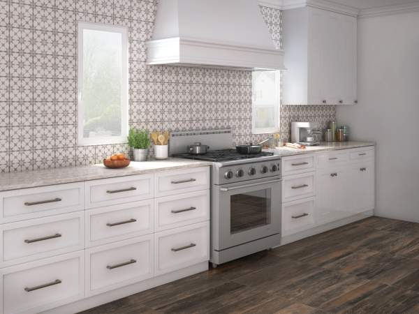 Your backsplash adds personality to your kitchen. It can be refined