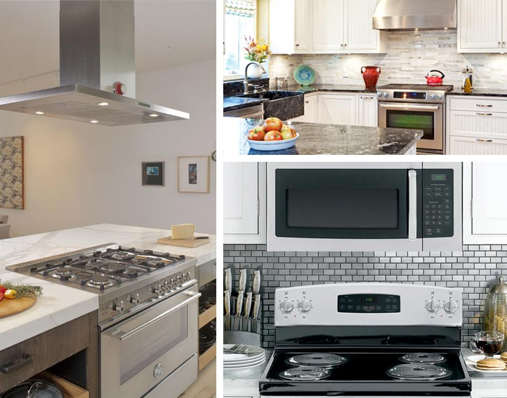 While an over the range microwave (OTR), saves space in your