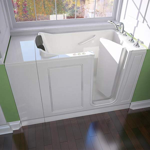 The Pros and Cons of a Walk-In Tub