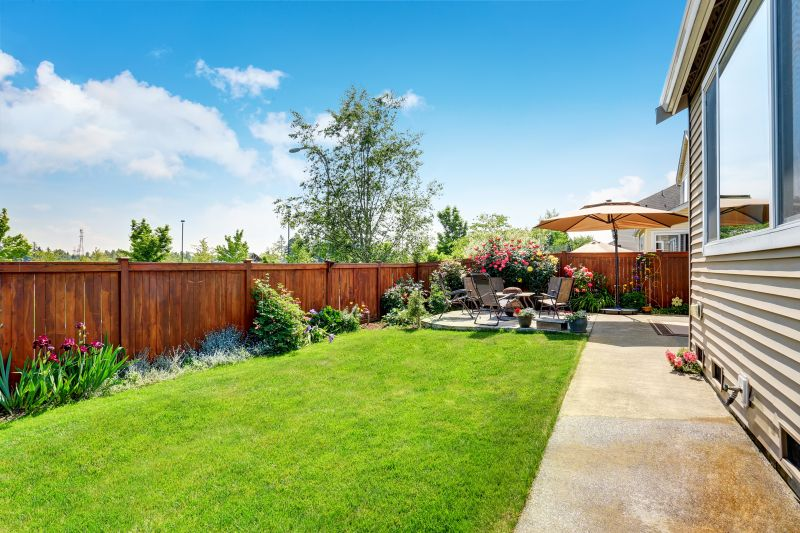 Fences offer privacy and safety. If your fence is damaged or