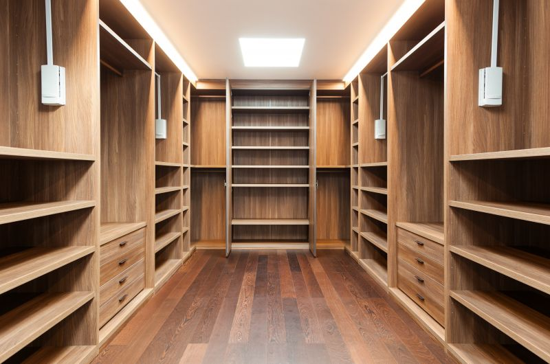 custom closet design, closet design, walk-in closet design, custom