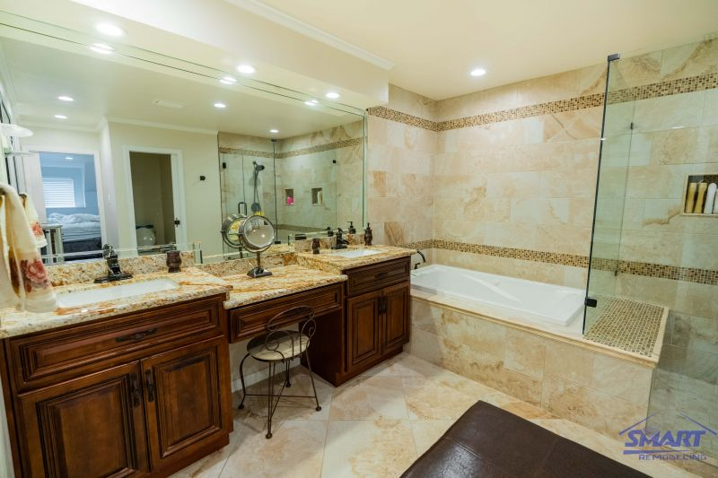 Smart Remodeling LLC Home Remodeling Specialists Mesmerizing Bathroom Remodeling Houston Property